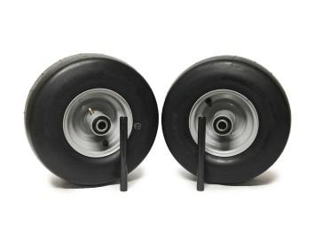 Part #50226 - Ferris Pneumatic Tire Assemblies 13x5.00-6 Silver