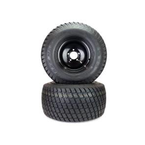 Part# 24090 Bad Boy Turf Wheel Assemblies 26x12.00-12 Black