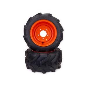 Part #25410 - Kioti Lawn Trac Front Wheel Assemblies 18x8.50-10