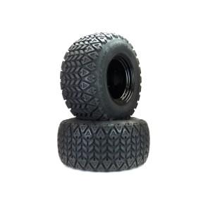 Part# 350M24090 Bad Boy All Terrain Tire Assemblies 26x12.00-12 Black