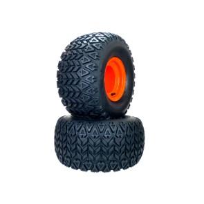Part #350M60050 - Bad Boy Tire Assemblies 20x10.00-8