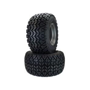 Part# 350M72210 All Terrain Tire Assemblies 22x11.00-10 Gravely Ariens HD ZX Apex Zenith 52