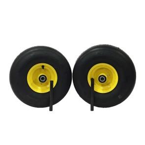 Part #39612 - John Deere Pneumatic Tire Assemblies 15x6.00-6 Yellow