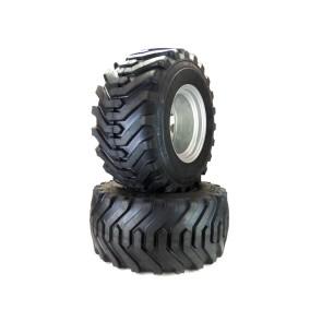 Part #603928 - Hustler Rear Tire Assemblies 26x12.00-12