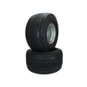 Part #605728 - Hustler Wheel and Tire Assemblies 23x11.00-10