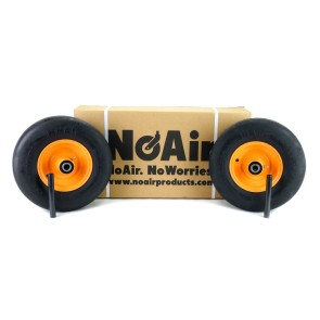 Part #82503 - Scag Flat Free Tire Assemblies 13x5.00x6 Scag Orange