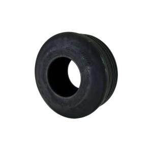 (1) OTR 15x6.00-6 Ribbed 4 Ply Tire for Lawn and Garden Tractor - Zero Turn