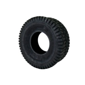 (1) OTR 15x6.00-6 Chevron Turf Tire 4 Ply for Lawn Garden Tractor