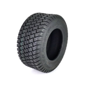 (1) OTR 16x6.50-8 Grassmaster Tread Tire 4 Ply for Lawn and Garden Tractors