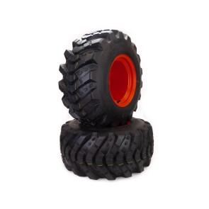 Part #XT55610 - Kioti Aggressive Tread Rear Wheel Assemblies 26x12.00-12